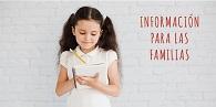 Información a las familias